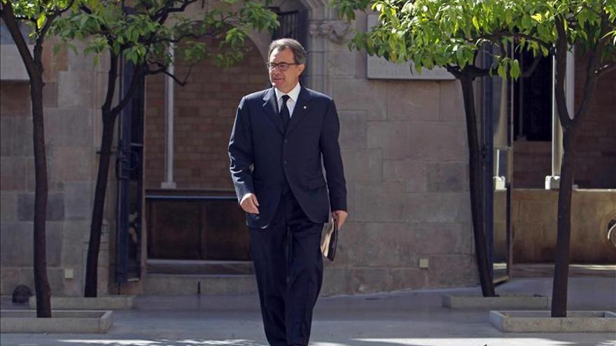 """Artur Mas afirma que España debe """"ganarse"""" el derecho a decidir sobre el modelo de Estado"""