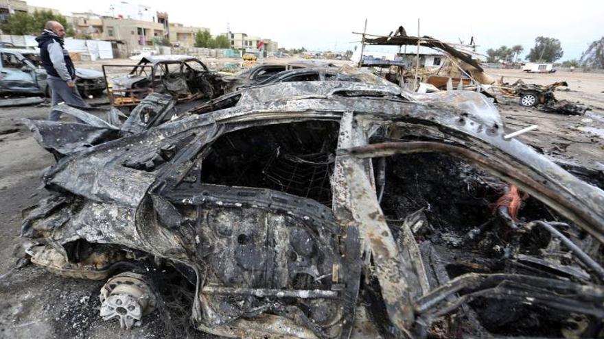 Irak pide colaboración con la ONU para documentar y castigar crímenes del EI