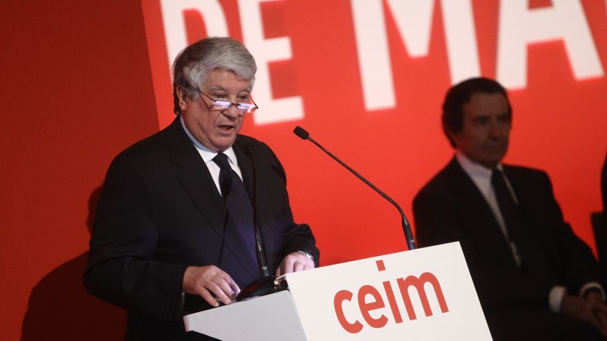 Gestha pide investigar las empresas de Arturo Fernández por presunto delito fiscal