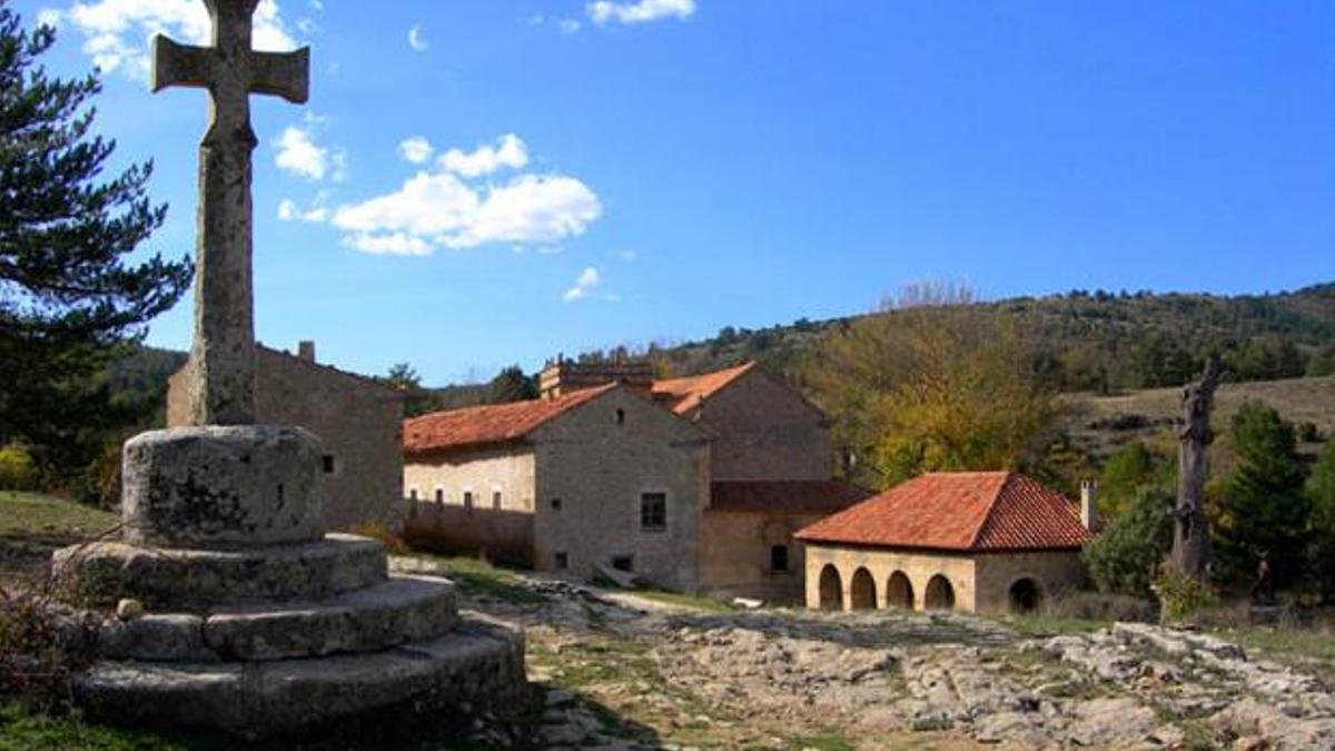 Sant Joan de Penyagolosa, joya patrimonial valenciana de origen medieval y con posteriores ampliaciones neoclásicas y barrocas.