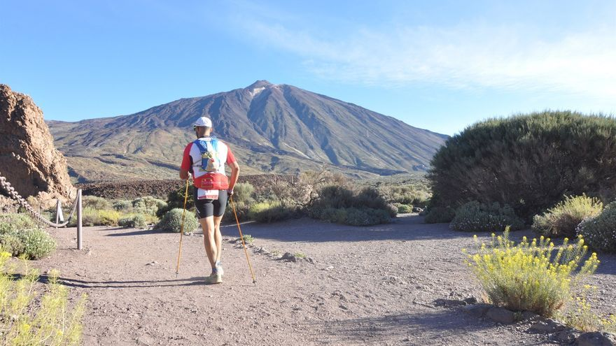 El Teide (EUROPA PRESS)