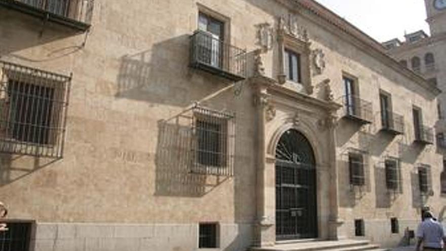 Sede de Caja Duero en Salamanca