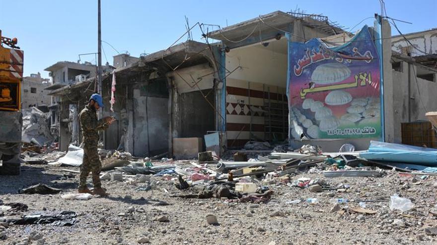 Las FSD concentrarán sus esfuerzos en expulsar al EI del noreste sirio tras Al Raqa