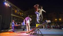 El festival Mueca se hace con la calle en Puerto de la Cruz de jueves a domingo