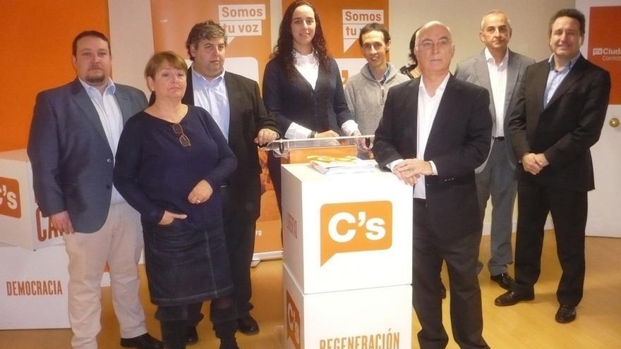"""Pracht dice que Ciudadanos dará respuesta """"a lo que los viejos partidos han sido incapaces de resolver"""""""