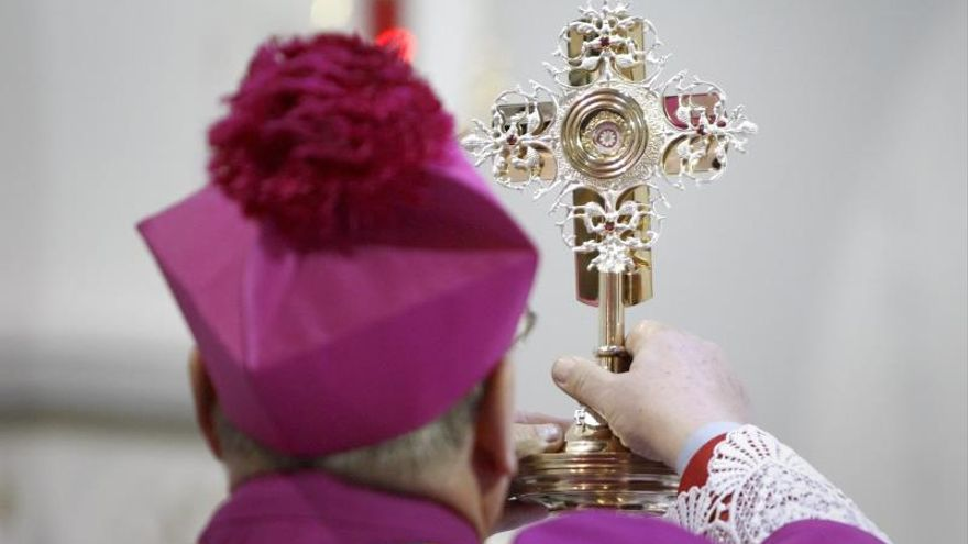 Roban una ampolla con la sangre de Juan Pablo II de una iglesia en Italia