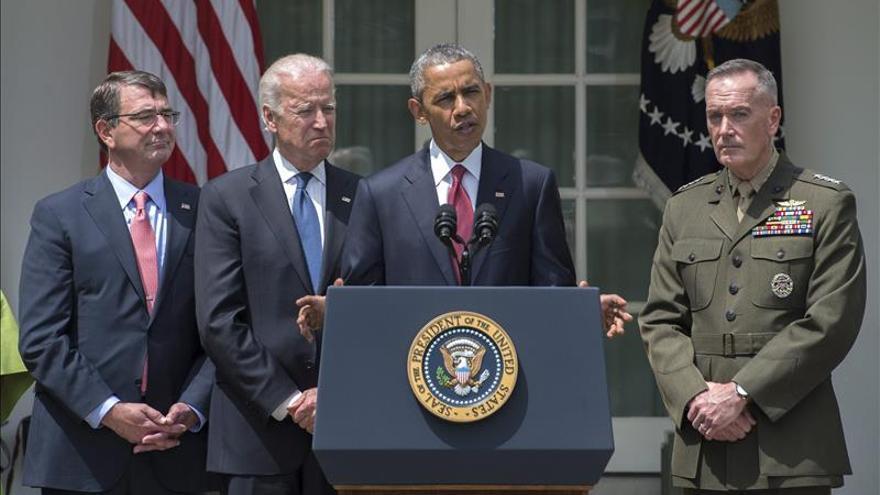 Obama designa al general Joseph Dunford para dirigir el Estado Mayor Conjunto