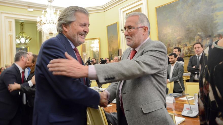 """Ruiz ve posible acordar una ley básica de educación tras el """"paso adelante"""" dado en el diálogo"""