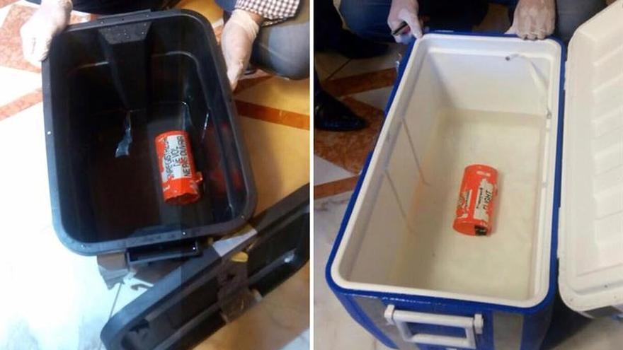 La caja negra con las conversaciones del avión de Egytair está en buen estado