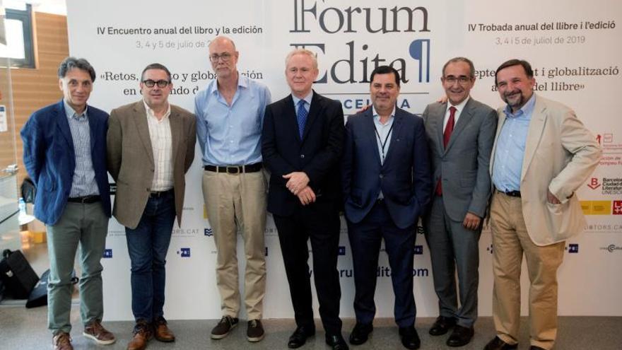 Barcelona se reafirma como capital de la edición en clausura del Foro Edita