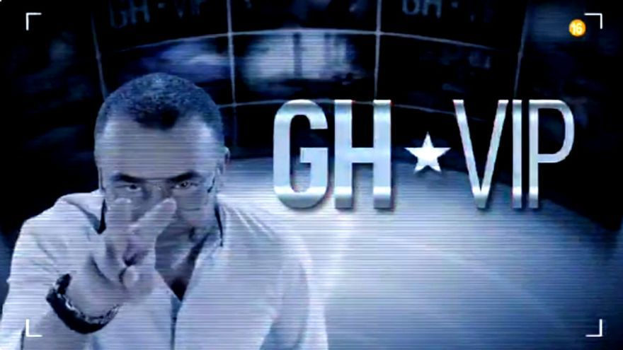Jorge Javier Vázquez protagoniza la nueva promo de 'GH VIP 7'