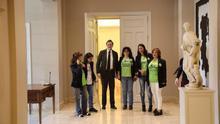 Reunión de Mariano Rajoy con las kellys