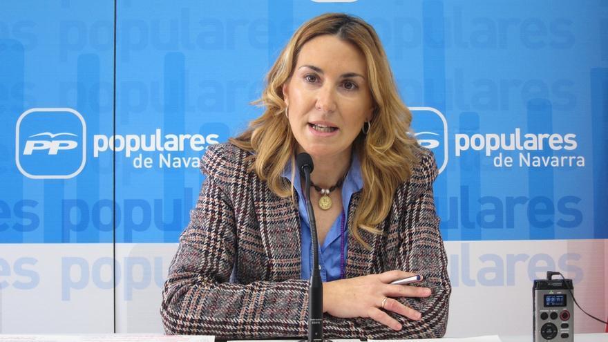 El PPN pide la colocación de una placa en el Parlamento en memoria de los asesinados por ETA en Navarra