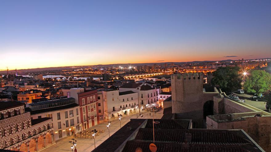 Plaza Alta de Badajoz / Junta de Extremadura