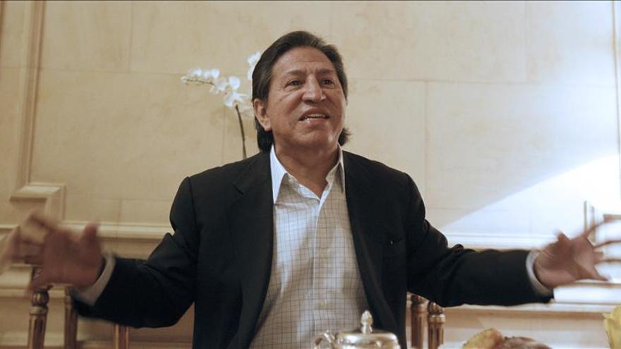 La Procuraduría pidió levantar el secreto bancario del expresidente Alejandro Toledo