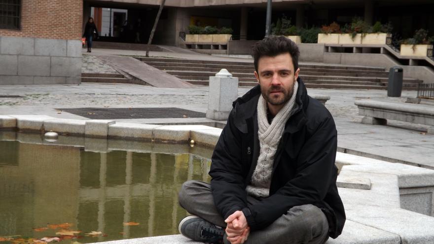 Aitor Merino, director de Asier ETA biok