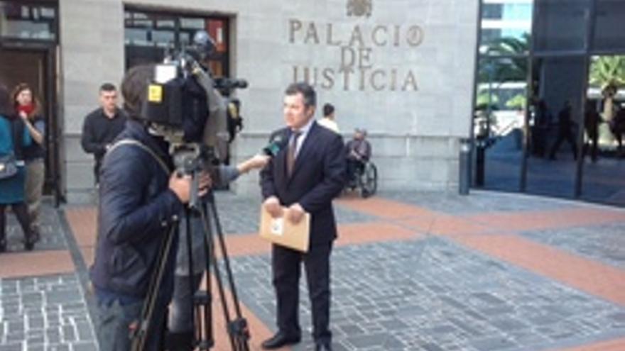 El CCN denuncia ante el fiscal a Juan Domínguez