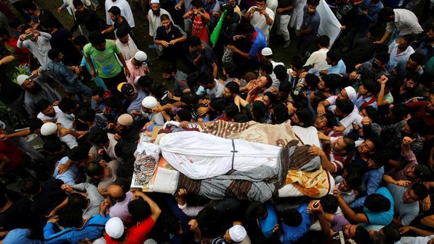 El Ejército indio mata a tres insurgentes en la Cachemira india