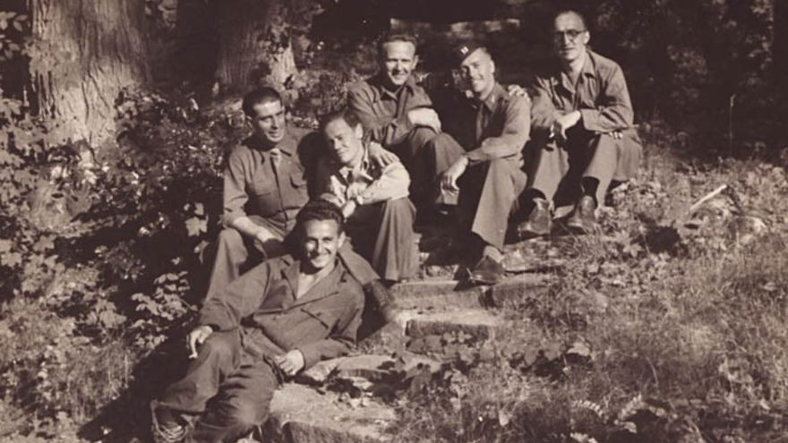 Primitivo Abad, Pablo Beldarrain y 'Bazooka', entre otros