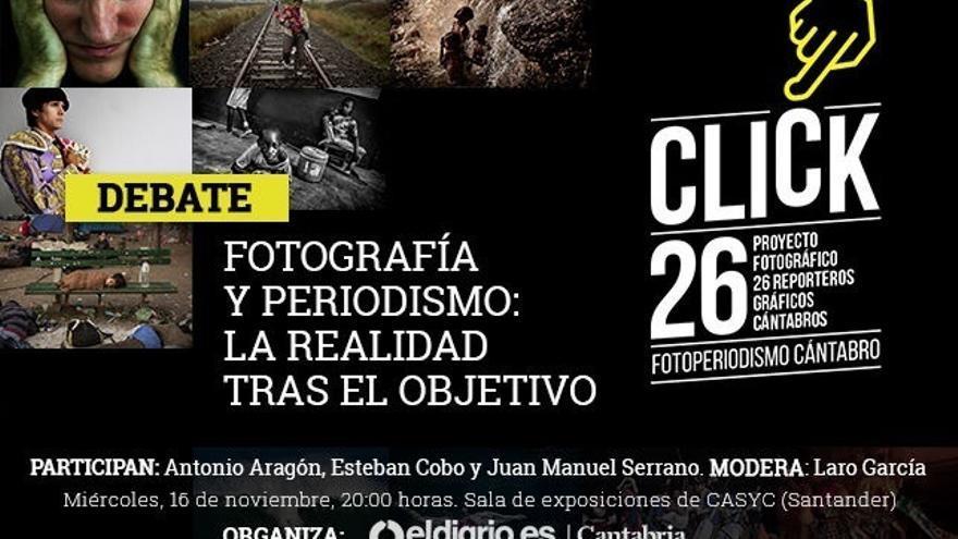 El Casyc acoge mañana una mesa redonda sobre fotografía y periodismo