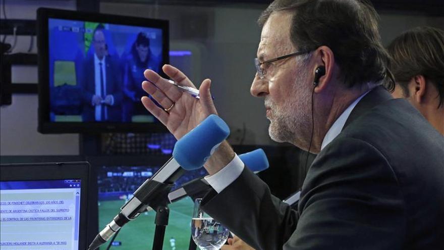 """Díaz: """"Es inaudito que Rajoy no acuda al debate y comente goles de Ronaldo"""""""