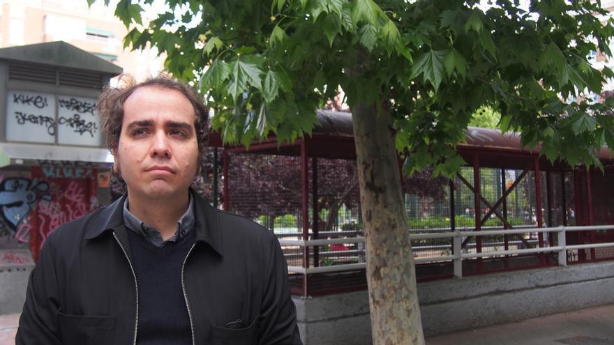 Noel Ceballos, autor de 'El pensamiento conspiranoico'