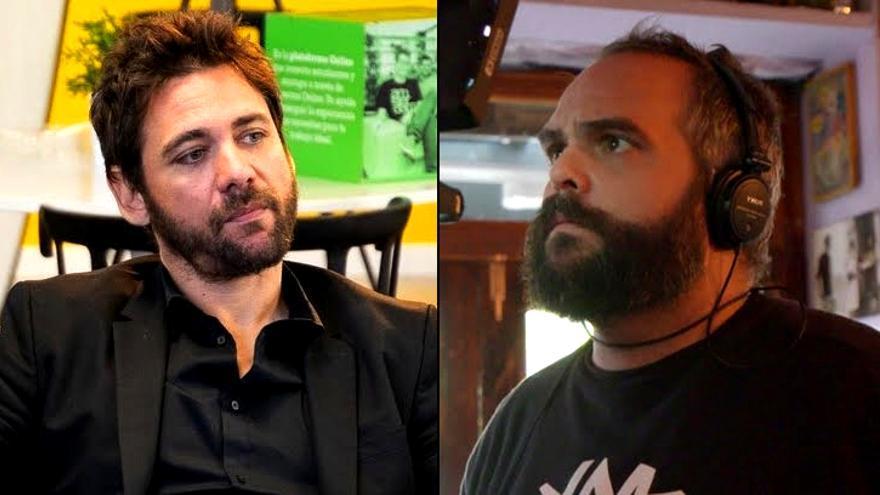 Daniel Corpas Hansen y Borja Glez. Santaolalla