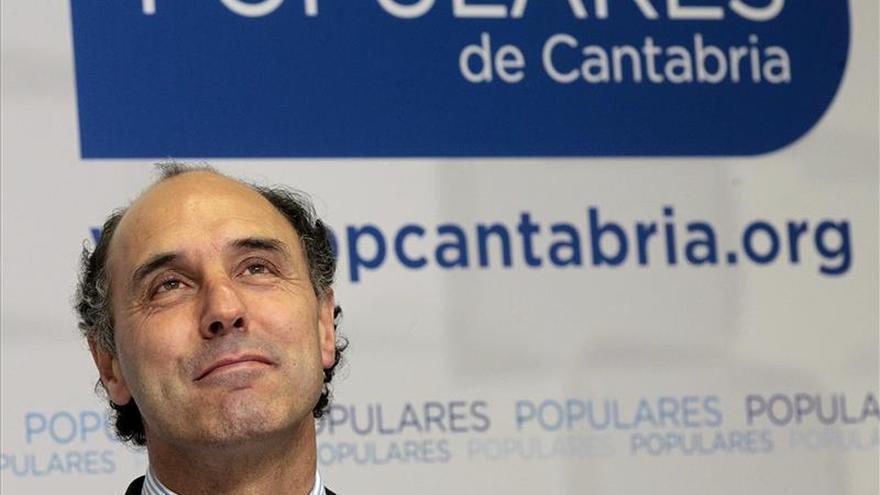 Diego seguirá liderando PP cántabro y ofrecerá su proyecto a otros partidos