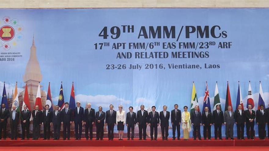 La ASEAN empieza una cumbre centrada en la economía y la seguridad