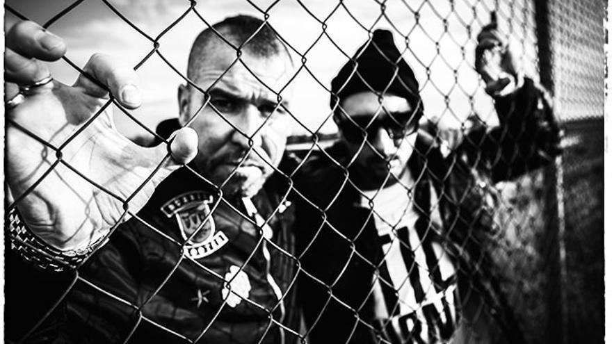El dúo sevillano, SFDK. Foto: web oficial
