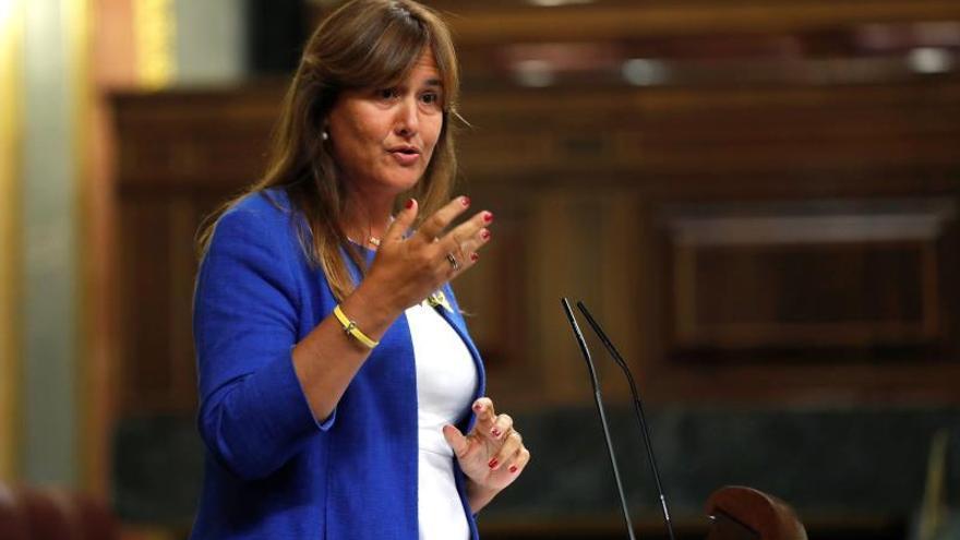 Laura Borràs cree que los presos soberanistas no deberían presentarse esta vez a las elecciones
