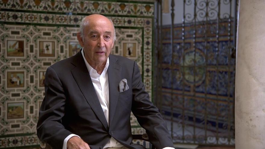 Martín Sanjuan, un arquitecto premiado por dejar hablar a edificios antiguos
