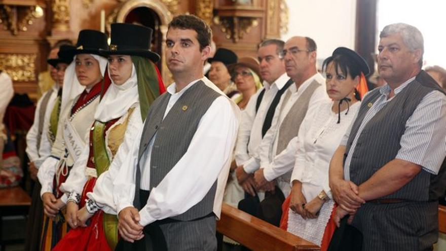 De la romería en Santa Brígida #2