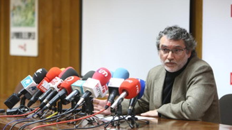 Secretario de Comunicación de CCOO, Fernando Lezcano