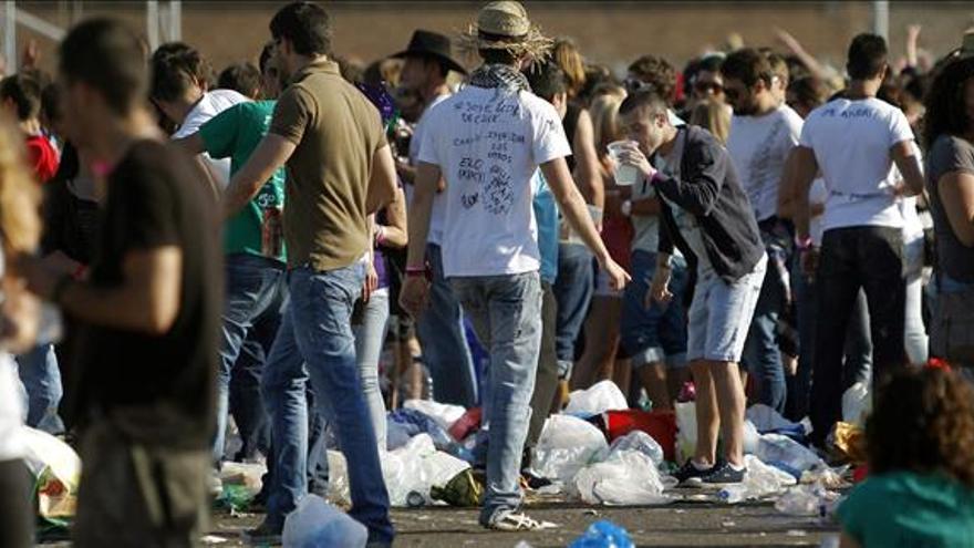 Bajan las borracheras, botellones y drogas entre estudiantes de 14 a 18 años