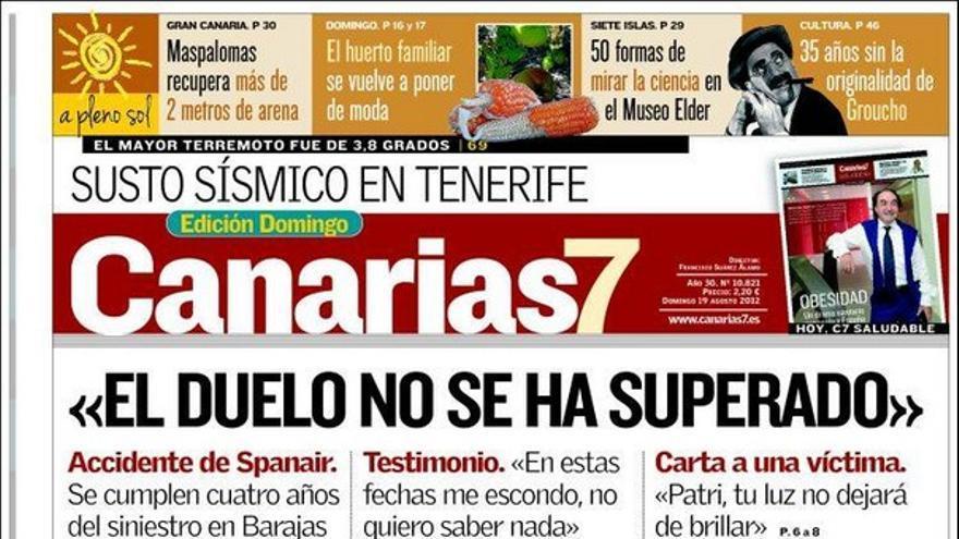 De las portadas del día (19/08/2012) #1