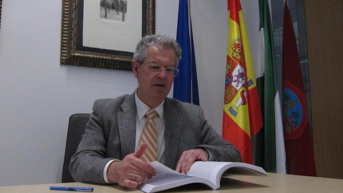 El fiscal Fernando Santos Urbaneja.