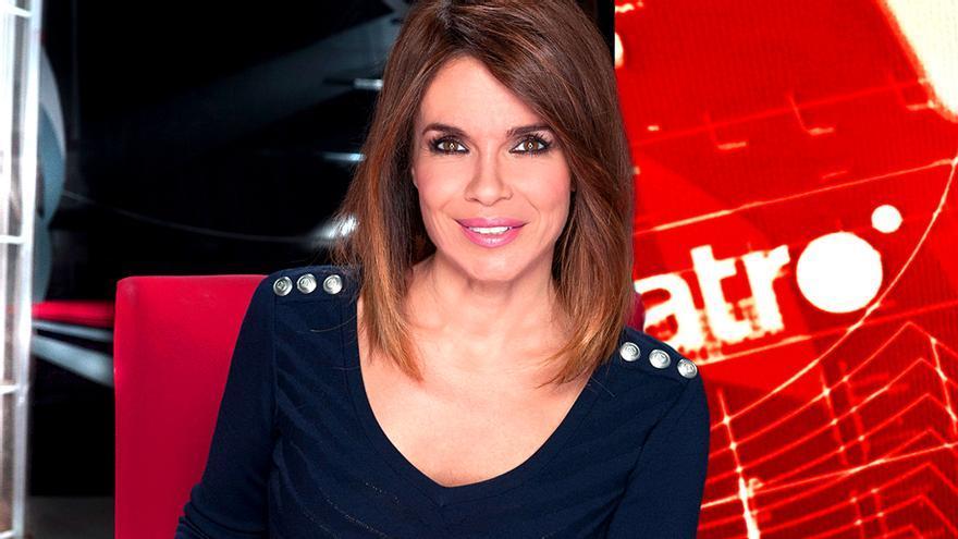Carme Chaparro en Noticias Cuatro