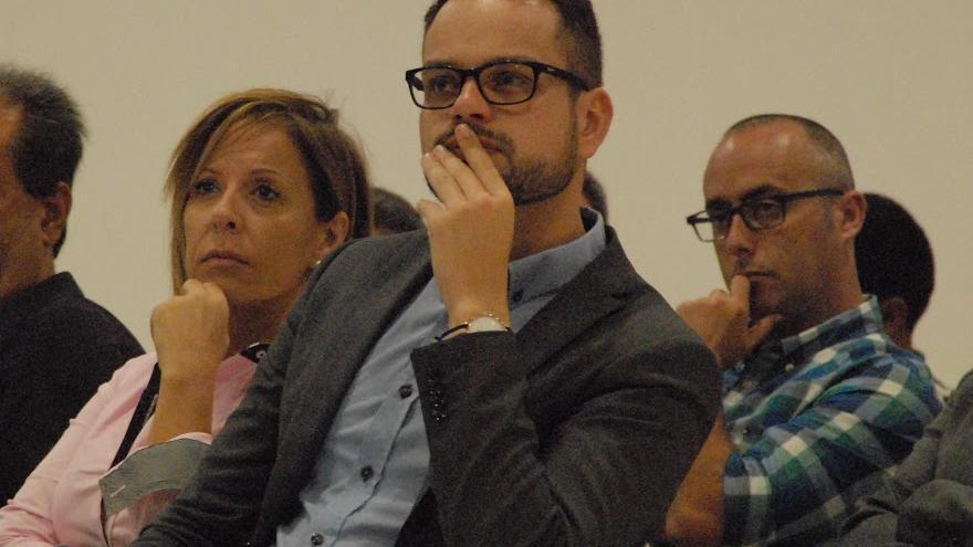 Ángeles Fernández y Jordi Pérez.