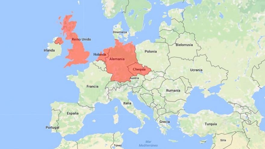 La situación política europea atraviesa momentos de gran tensión.(CA).