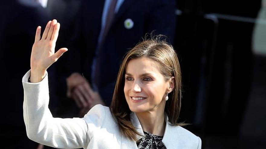 """La reina Letizia asistirá en Oporto a la Conferencia """"Tabaco o Salud"""""""
