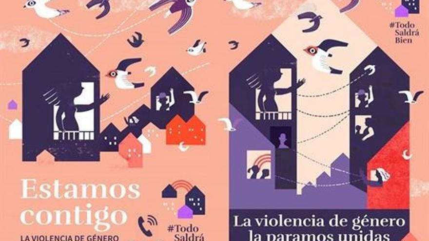 """""""Hay recursos habitacionales y todos los servicios están activos"""" para ayudar a víctimas de violencia machista"""