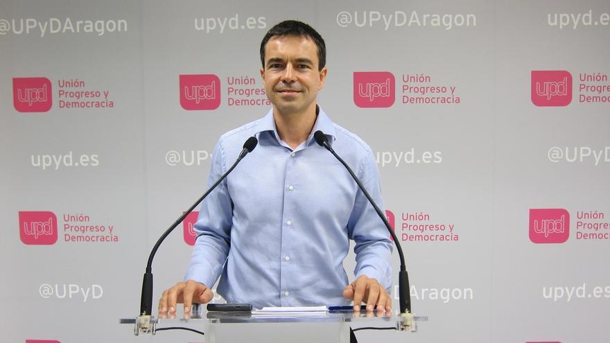 Herzog (UPyD) dice que la imputación de un alcalde de Ciudadanos confirma que fue un acierto no unirse a ellos