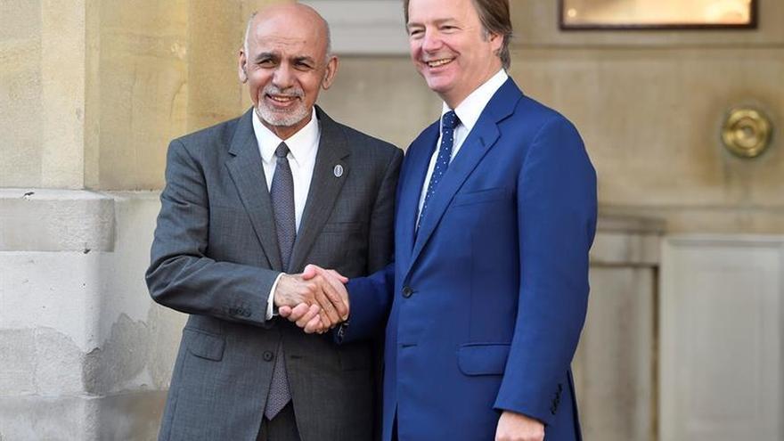 El presidente afgano resta importancia a comentarios de Cameron sobre su país