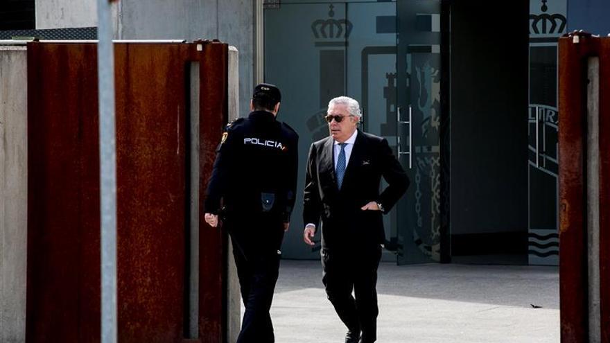 La Fiscalía rebaja a año y medio de cárcel su petición para la excúpula de Isolux por fraude
