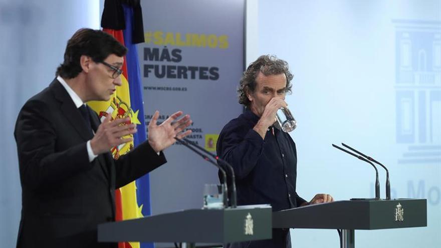 """Illa agradece la """"prudencia"""" de Cataluña por no pedir el avance de Lleida"""