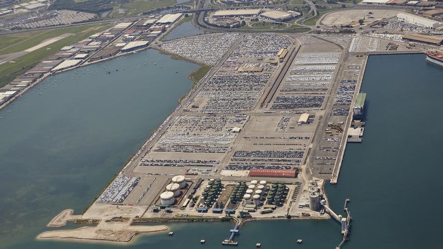 La APS licita la redacción y construcción de un silo de almacenamiento de vehículos en Raos por 24,7 millones
