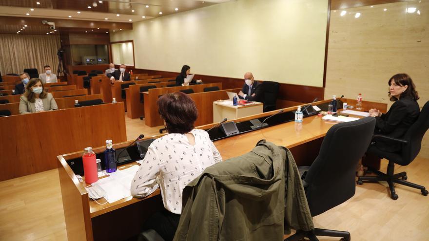 Comisión de Igualdad FOTO: Cortes Castilla-La Mancha