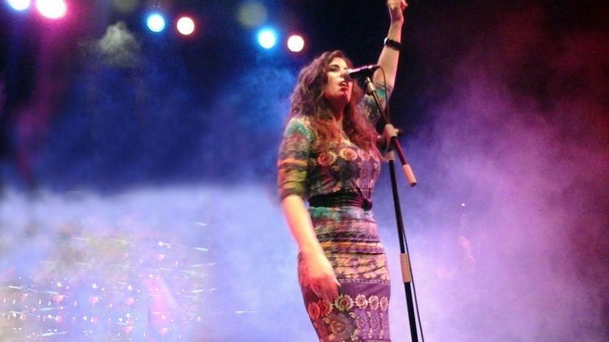 Patryzia Soul Project abre este lunes en Pamplona una nueva edición del ciclo 'Versionando'