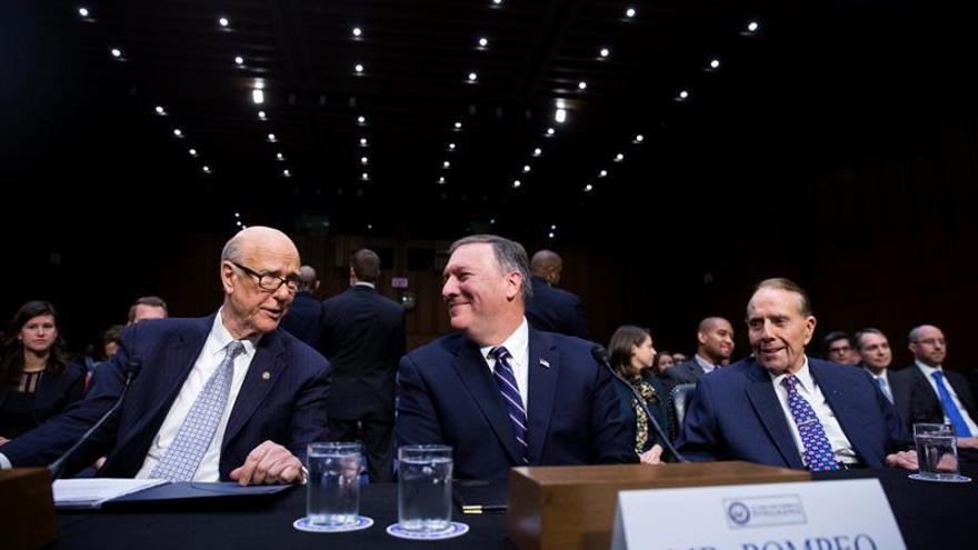 """Nominado de Trump para la CIA ve a Rusia como una de las grandes """"amenazas"""""""